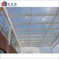 鋼結構雨棚翻新改造