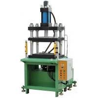 FT3-20T塑料制品整切分切油壓機 塑膠按鍵沖切熱壓機 四