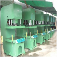 精密C型油压机 台式快速C型油压机 单柱弓形液压机 C型轴承
