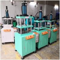 25吨四柱压力机 四柱液压压力机 线束端子精密压接油压压机