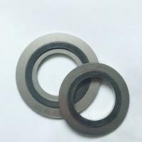 缠绕垫片-金属缠绕垫片-内外环-不锈钢-大胜密封厂家