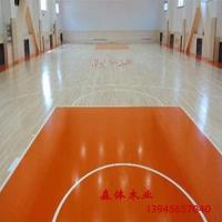 羽毛球馆木地板,运动木地板价格
