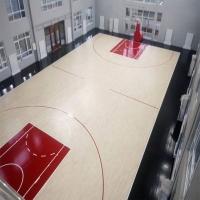羽毛球馆木地板,羽毛球木地板,室内运动木地板