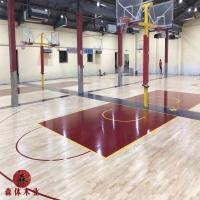 运动木地板,室内羽毛球馆木地板,体育馆木地板