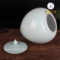 陶瓷罐坛子定制款式/造型_陶瓷罐坛子定制工艺/流程