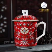 礼品茶杯图片定制_礼品茶杯图片陶瓷高档礼品茶杯