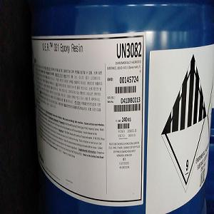 陶氏DER331環氧樹脂 透明無色耐高溫樹脂