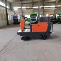 半封閉駕駛式掃地機 環衛清潔選用駕駛式 電動掃地車掃路車