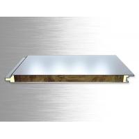 聚氨酯封邊夾芯板 聚氨酯橫鋪夾芯板