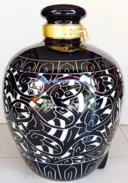红釉陶瓷酒瓶批发采购订购新款陶瓷酒瓶加工