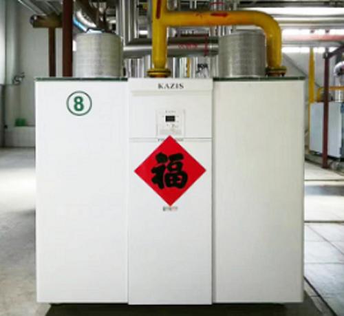 国外原装进口的环保低氮锅炉-卡吉斯锅炉