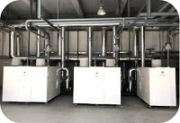 高效低氮的康丹森全预混冷凝锅炉