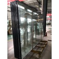 河南洛阳郑州6毫米low-e中空钢化玻璃幕墙