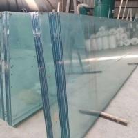 山西西安19mm超白钢化玻璃15毫米钢化玻璃6米7米8米