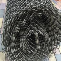 4毫米厚6厘米孔窗戶防盜鋁網片 露天圍欄鋁網 高度2米