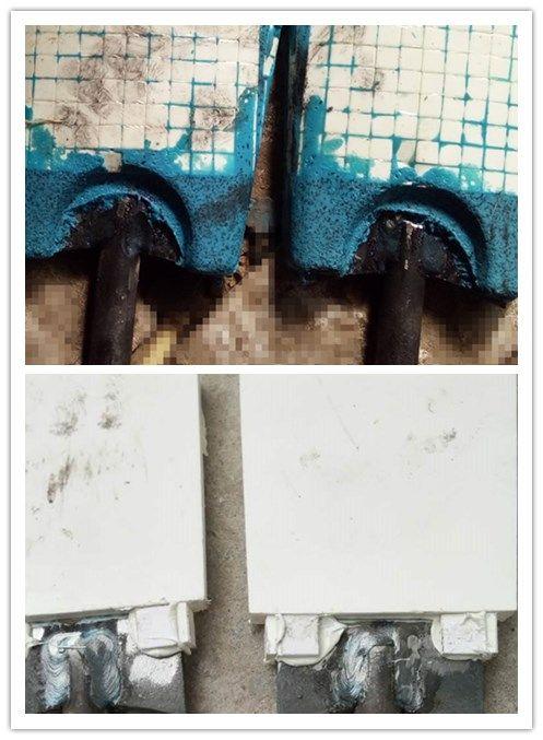 超耐磨陶瓷搅拌刀  耐磨沙复合搅泥刀-- 中泰焊丝