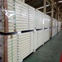 山东滨州冷库板 冷库保温板优质品牌 聚氨酯夹芯板批发出口