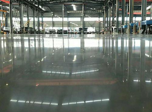 青島潔優地坪漆材料供應環氧地坪施工低價帶料施工