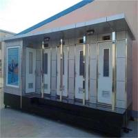 东北移动厕所  金属雕花板厕所 现货供应