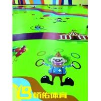 个性定制幼教卡通地板