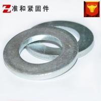 产地货源 高强平垫 镀锌垫片 GB96