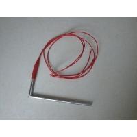 带金属软管加热管 L型单头管