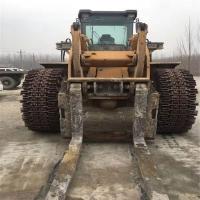 50鏟車防滑鏈 裝載機防扎保護鏈 裝載機防滑履帶