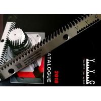 YYC精密数控裁板锯研磨齿条