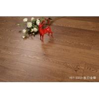 三杉地板(锁扣多层实木)-YS1-3332-秋日金橡