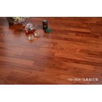 杉地板(三层实木)—YS6-3904-马其顿花梨