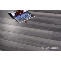 三杉地板(纯实木)—YS2-6639-大咖蓝橡