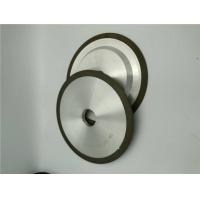 树脂金刚石单面加强砂轮粗磨磁性材料砂轮