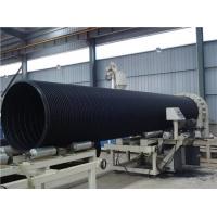 直销HDPE塑钢缠绕排水管价格报价