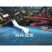 水上乐园游泳馆防水装饰胶膜防水效果好