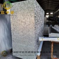 不銹鋼蜂窩板古銅拉絲裝飾板  房產樓盤裝修復合板