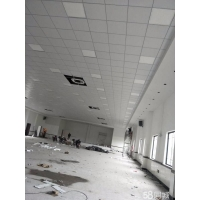 南通金沙店面房裝修金沙廠房輕質磚隔墻石膏板隔墻