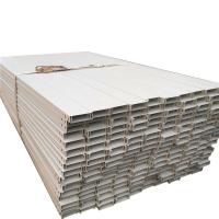 深圳优质喷涂线槽 50*100喷涂防火布线槽 质量好 可定制