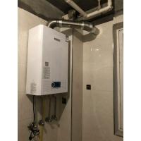 隨州潤新暖氣熱水器一體機供應大型采暖供暖設備