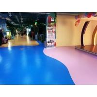 幼儿园防水环保卷材地板_强化复合pvc地板_幼儿园防滑地板