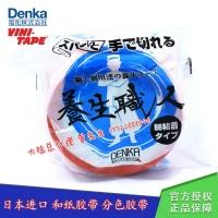 批发日本东洋DENKA VINI进口易撕养生胶带#650 #