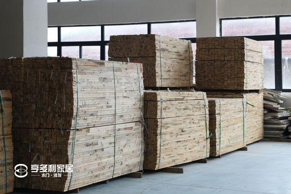 重庆亨多利家居:优质木材