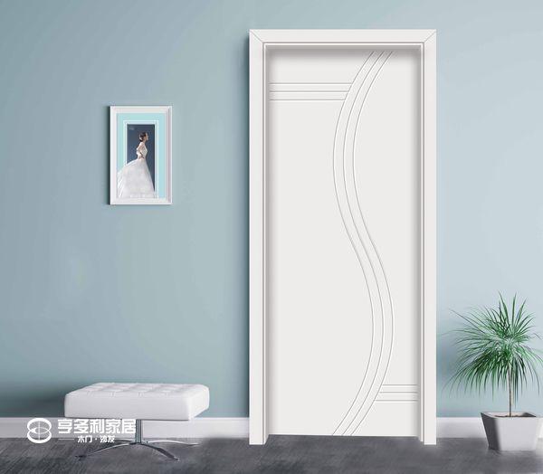 重庆亨多利家居:白色木门