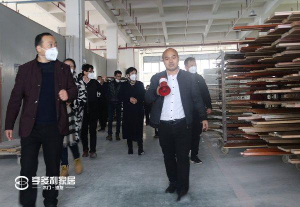 重庆亨多利家居   江全明董事长