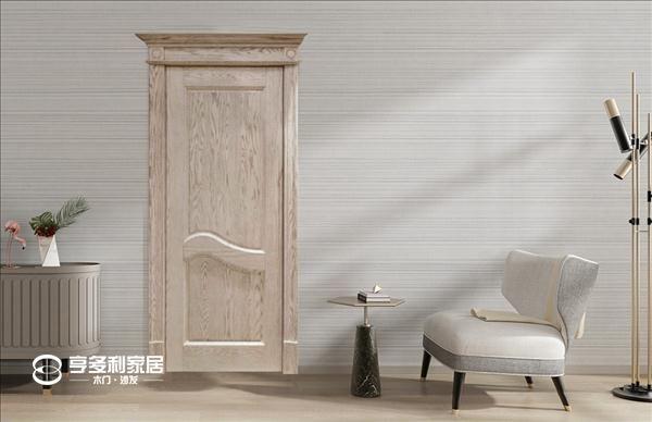重庆亨多利木门丨一扇门就是一个世界