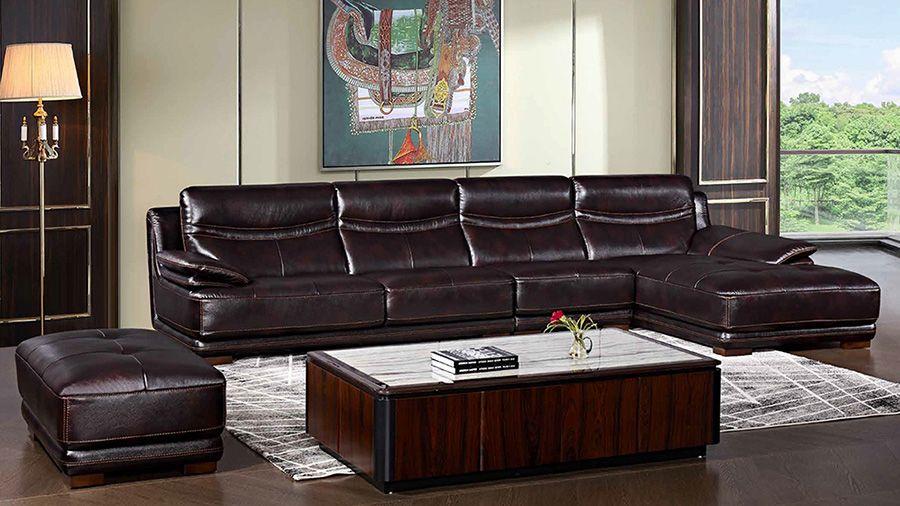 沙发 6030# 深棕色款