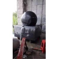 大理石风水球 别院摆件石材风水球 景观石材大型装饰