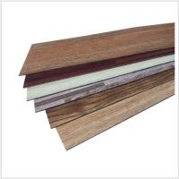 PVC塑胶地板 木纹片材 办公室 商场用 地胶厂家