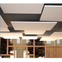岩棉吸音吊顶板 玻纤天花板 吸声立体声学板的厂家