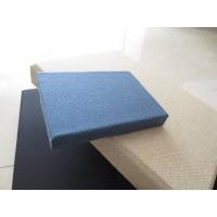 软包布艺板 阻燃布艺吸音板 背景墙装饰吸音板
