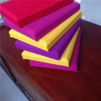 软包吸音板装饰板 隔音电影院KTV皮革布艺软包板